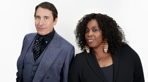 Jools Holland & Ruby Turner Photo: Mary McCartney