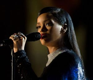 Rihanna Photo: EJ Hersom