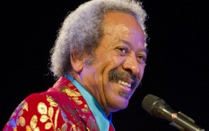 Allen Toussaint Photo: Christopher Jones