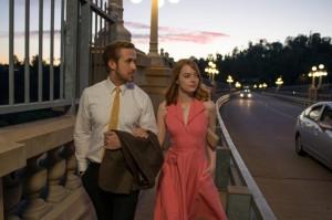 Ryan Gosling & Emma Stone of La La Land